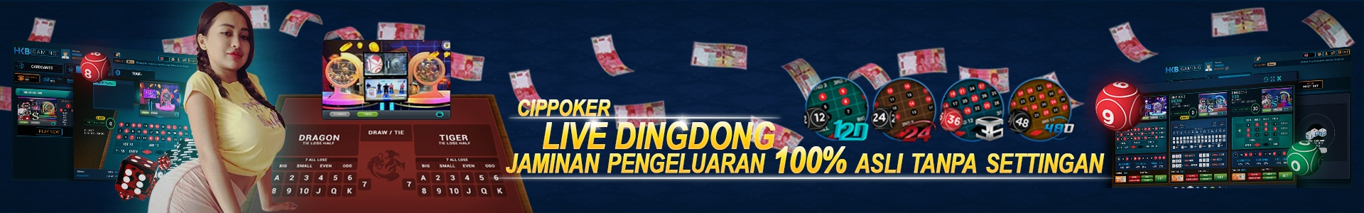 LIVE DING DONG CIPPOKER INDONESIA