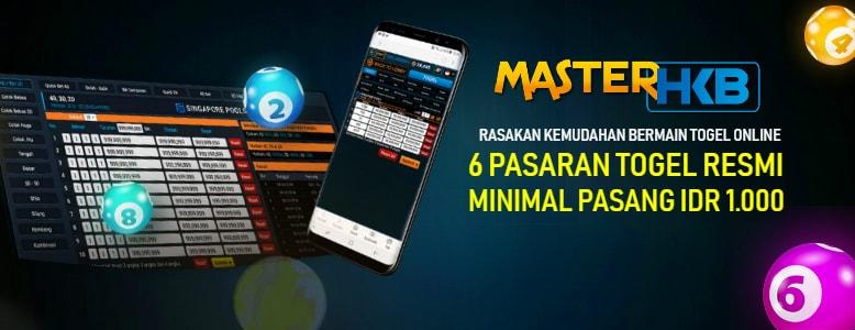mainkan togel online uang asli bersama bandar togel online terbesar masterhkb