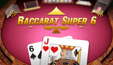 Baccarat Super 6