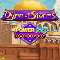 Djinn of Storms PowerPlay Jackpot
