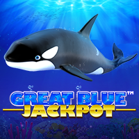 Great Blue Jackpot Jackpot