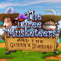 Three Musketeers and Queen's Diamond
