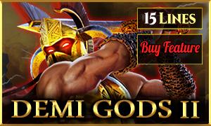 Demi Gods II 15 Lines Edition