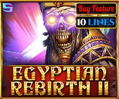Egyptian Rebirth II 10 Lines
