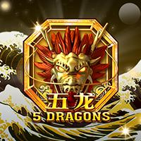 5 Dragons