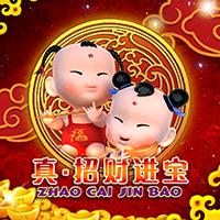 True Zhao Cai Jin Bao